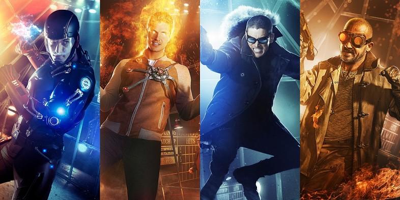 DC-Legends-of-Tomorrow-Atom-Firestorm-Cold-Heat-Wave